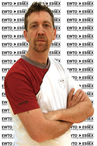 Niall Hunt, 3rd Higher Grade Instructor, Ilford & Loughton